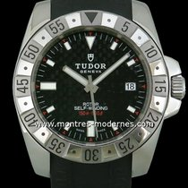 Tudor Sport Date Rotor Self-winding Dial Carbon Réf.20020