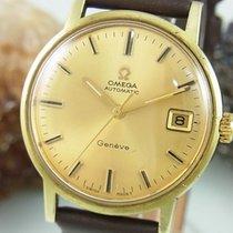 Omega Geneve Automatic Datum Schnellschaltung Cal 565 Stahl-ve...