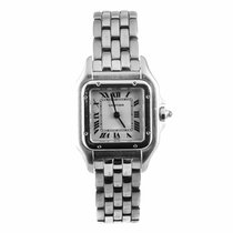 Cartier Panthere Small Stainless Steel Quartz Watch W25033P5...