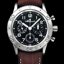 Breguet TYPE XX AERONAVALE FLYBACK - 100 % NEW - FREE SHIPPING