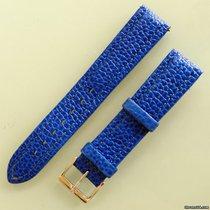 Almecija Blue Leather 18mm