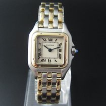 Cartier Panthere Damen 3 Streifen Gold
