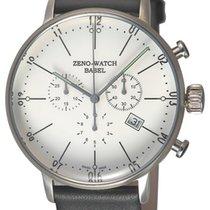 Zeno-Watch Basel ZENO Bauhaus Chronograph Quarz