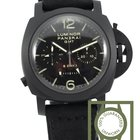Panerai Luminor 1950 Chrono Monopulsante GMT 8d Ceramic pam317...