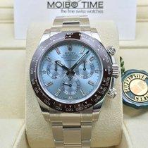 勞力士 (Rolex) PT950 Platinium Daytona Ice Blue Baguette Diamond...