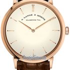 A. Lange & Söhne Saxonia Thin Manual Wind 40mm Mens Watch