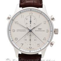 IWC Portugieser Chronograph Rattrapante Platin 3712 - 005