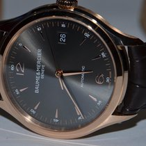 Baume & Mercier Clifton 10059 18K Solid Rose Gold