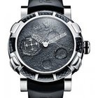 Romain Jerome Moon Dust DNA in Black PVD Coated Steel with...
