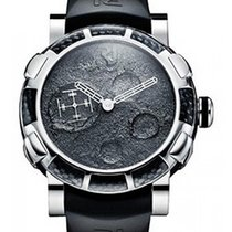 Romain Jerome MB.F1.11BB.00 Moon Dust DNA in Black PVD Coated...