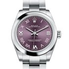 Rolex 177200 Oyster Perpetual No-Date 31mm - Domed Bezel