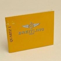 百年靈 (Breitling) Quartz I Manual Info Booklet