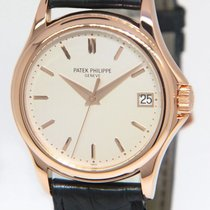 Patek Philippe Calatrava 5127 18k Rose Gold Automatic Mens...