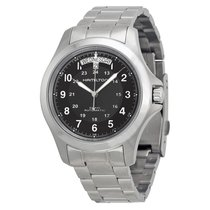 Hamilton Men's H64455133 Khaki Field King Auto Watch