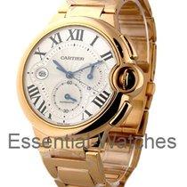 Cartier Ballon Bleu Chronograph in Rose Gold