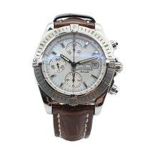 Breitling Steel Breitling Chronomat Evolution Watch B13356