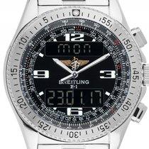 Breitling B1 Multifunktion Chronograph Stahl Quarz Armband...