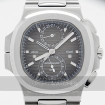 Patek Philippe Nautilus Travel Time Chronograph