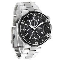 Oris Pro Divers Mens Swiss Automatic Chronograph Watch...