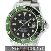 Rolex Submariner 50th Anniversary Kermit Edition Green Bezel...