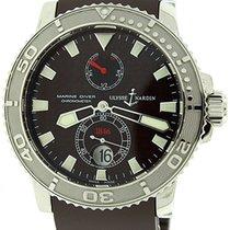 Ulysse Nardin Maxi Marine Diver Chronometer Watch 263-33-3/95