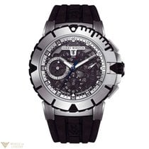 Harry Winston Ocean Ocean Sport Chronograph Zalium Rubber...