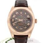 Rolex Sky-Dweller 18K Everose Gold 42MM Watch 326135