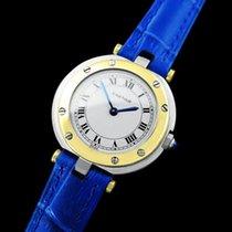 Cartier Santos Vendome Ladies Quartz Watch - Stainless Steel...