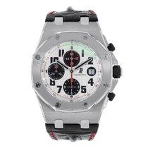 Audemars Piguet AP Royal Oak Offshore Panda Chronograph on...