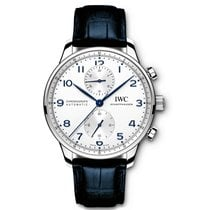 IWC Portoghese Chronograph Automatic  Nuovo/ new