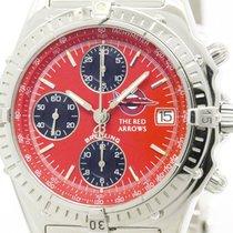 Breitling Polished Breitling Chronomat Red Arrows Ltd Edition...
