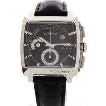 豪雅 (TAG Heuer) Men's TAG Heuer Monaco Chronograph CAL2110