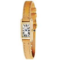 Cartier Mini Tank Louis Allongee W1529956 Women's Watch in...