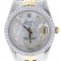 Rolex Date Automatic-self-wind Mens Watch 15053