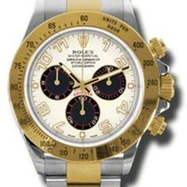 Rolex Daytona Steel and Gold 116523 ibka