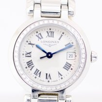 Longines Primaluna Lady Quarz Diamonds extravagant 48 Brillant...
