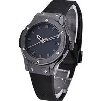 Hublot 581.CM.1110.RX Classic Fusion in Black Ceramic - on...