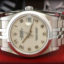 Rolex DateJust Lady NOS 78240 New Full Set