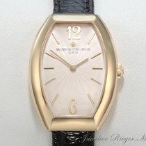 Vacheron Constantin Egerie Gelbgold 750 Lederband Lady