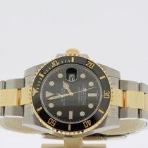 Rolex SUBMARINER BICOLOR BLACK 116613