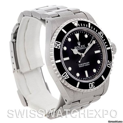 Rolex Submariner Mens Steel Non-date Watch 14060