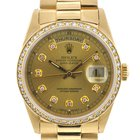 Rolex 18238 President Day-Date Yellow Gold Men's Watch