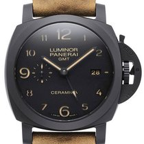 Panerai Luminor 3 Days GMT Ceramica
