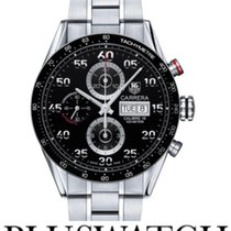 TAG Heuer CARRERA DAY DATE AUTOMATIC CHRONOGRAPH  T