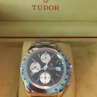 Tudor Chronograph Stainless Steel Oyster Case by Rolex