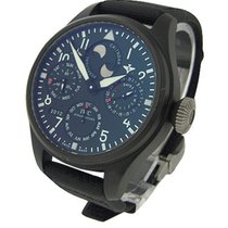 IWC Big Pilot Perpetual Calendar Top Gun in Black Ceramic