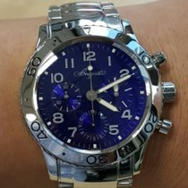Breguet Type XX limited edition blue dial