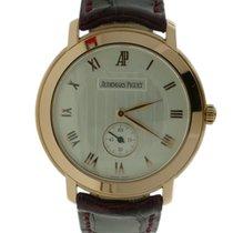Audemars Piguet Jules Audemars 18k Rose Gold Watch