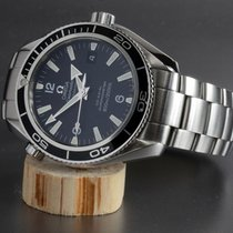 Omega Seamaster Planet Ocean Co-Axial 42mm B&P