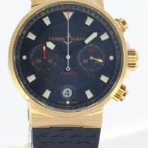Ulysse Nardin Blue Seal Chronograph - NEW - Listprice €...